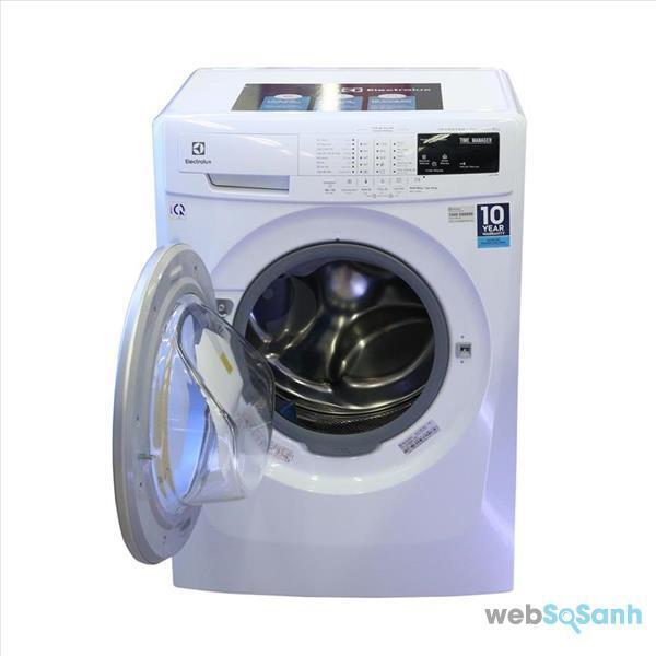máy giặt 8kg inverter lồng ngang Electrolux giá rẻ nhất