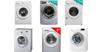 Giá máy giặt cửa ngang các thương hiệu trên thị trường rẻ nhất bao nhiêu tiền ?