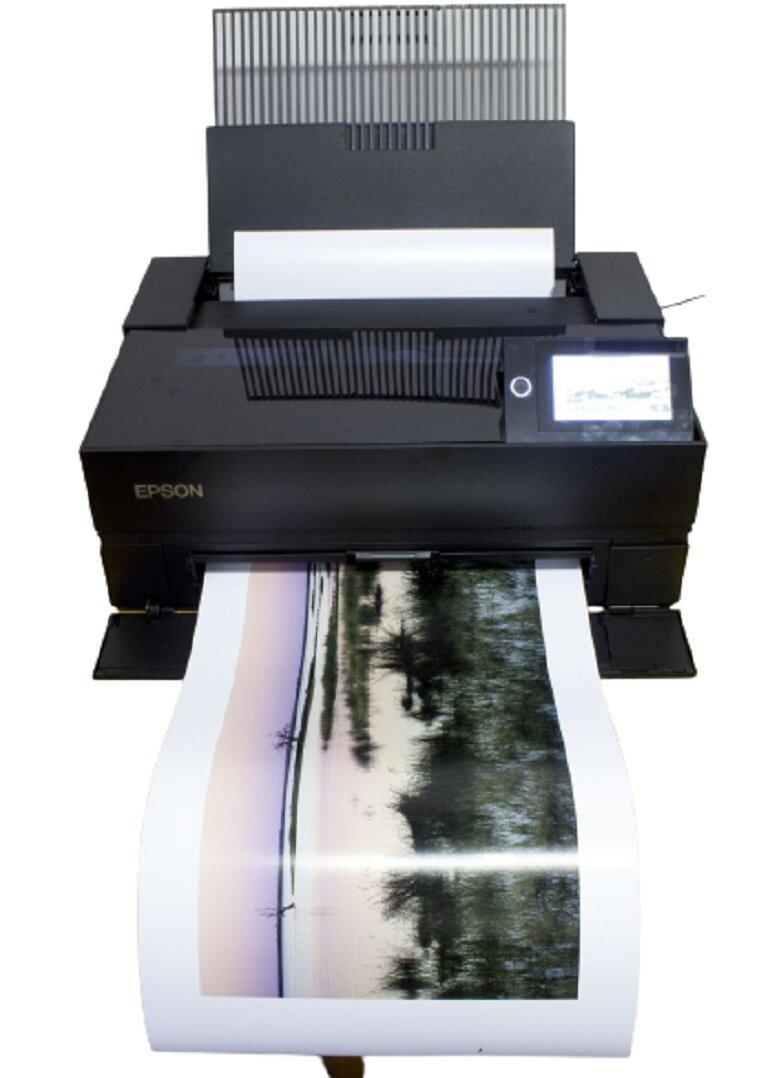 Máy in ảnh màu Epson SureColor SC-P700 A3