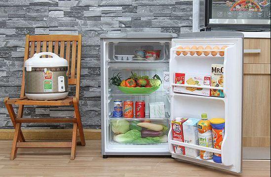 Tủ lạnh Aqua 90 lít AQR-95AR