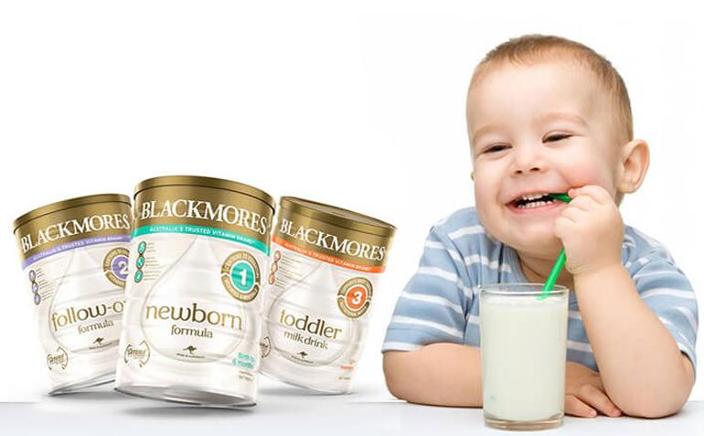Ưu và nhược điểm của sữa bột Blackmores