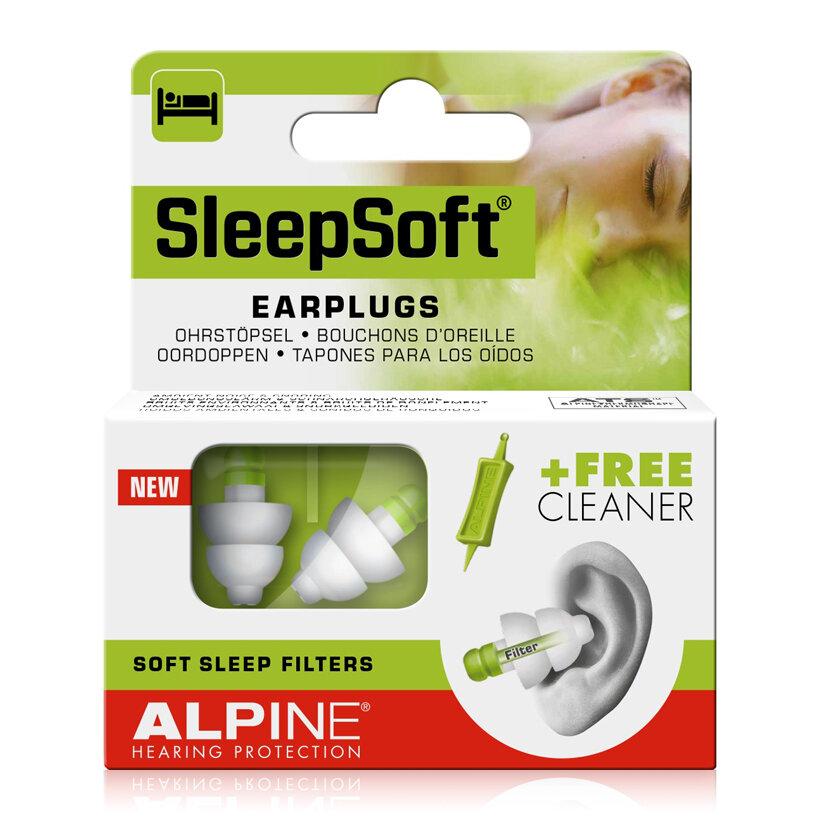 Nút bịt tai Alpine Sleepsoft Hà Lan