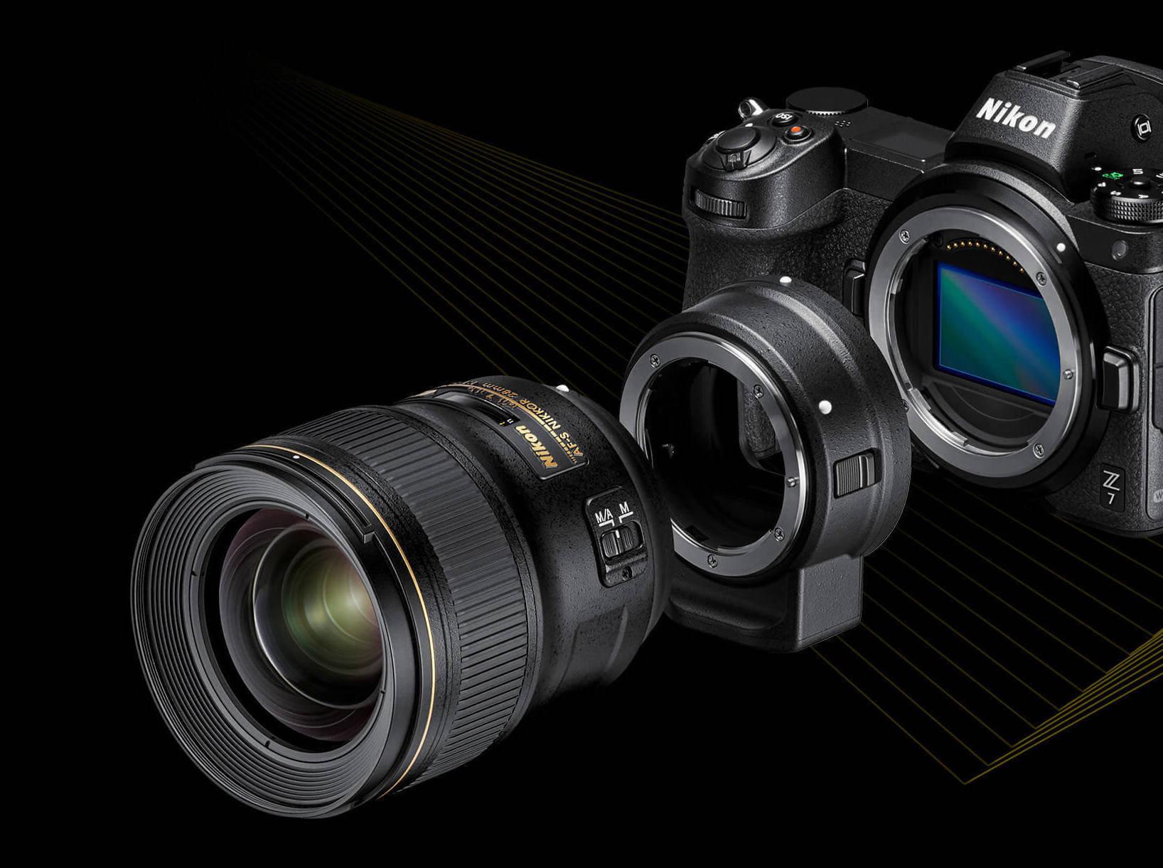 Máy ảnh Nikon được đánh giá cao về chất lượng chụp