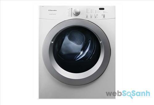 máy sấy quần áo Electrolux loại nào tốt nhất