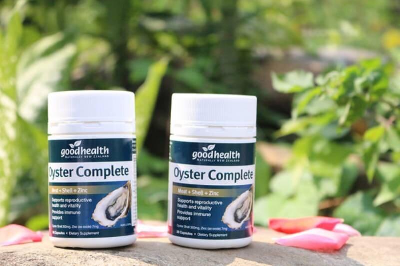 Tinh chất hàu Oyster Complete được các đấng mày râu tin dùng