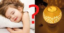 Nên sử dụng đèn ngủ xông tinh dầu cho trẻ nhỏ không?  Mua loại nào tốt nhất ?
