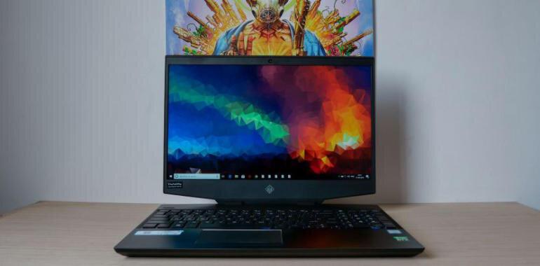 Thiết kế của chiếc máy tính rất bắt mắt