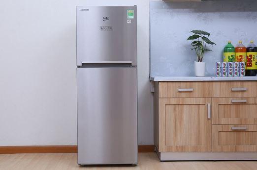 Đánh giá tủ lạnh beko 230lRDNT230I50VZX inverter