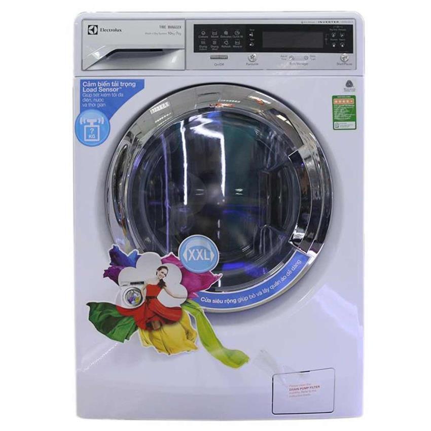 Máy giặt sấy Electrolux 10 kg EWW14012