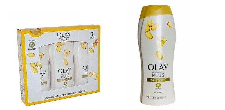 Sữa tắm Olay Ultra Moisture Plus With Shea Butter - Giá tham khảo: 195.000 vnđ/ chai dung tích 700ml