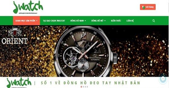 JWatch.vn - nơi bán đồng hồ Nhật chính hãng uy tín tại Việt Nam