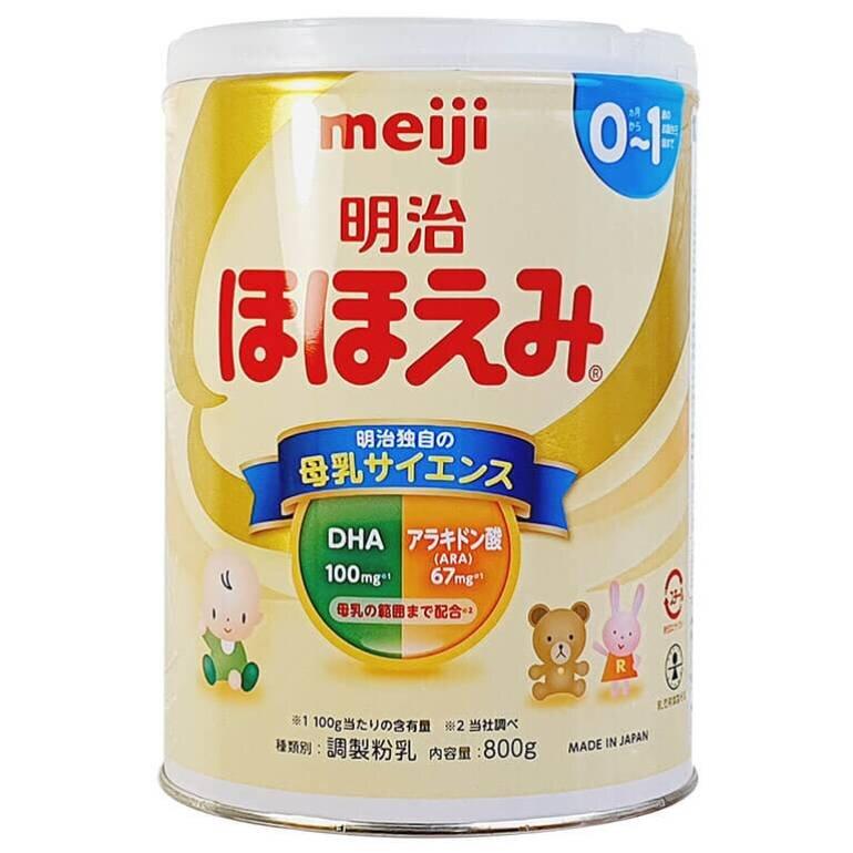 Sữa bột trẻ em