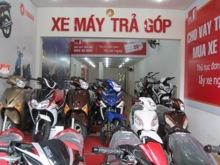 Mua xe máy trả góp ở đâu giá rẻ nhất tại Hà Nội, thành phố Hồ Chí Minh