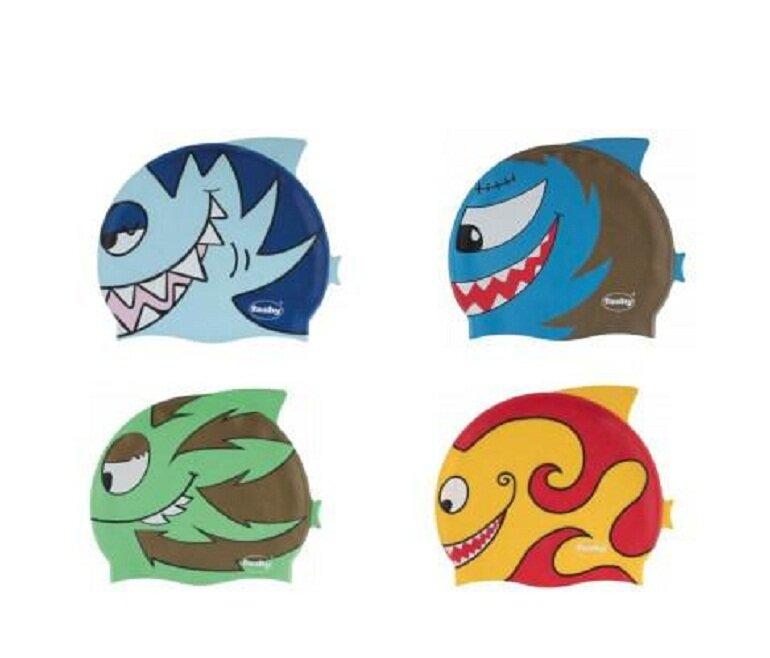 Nón bơi trẻ em Fashy hình cá