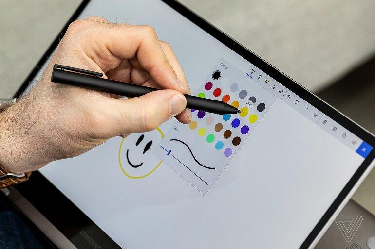 Laptop Samsung Notebook 9-3