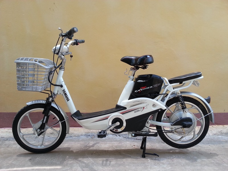 Xe đạp điện kiểu dáng thời trang dành riêng cho nữ giới