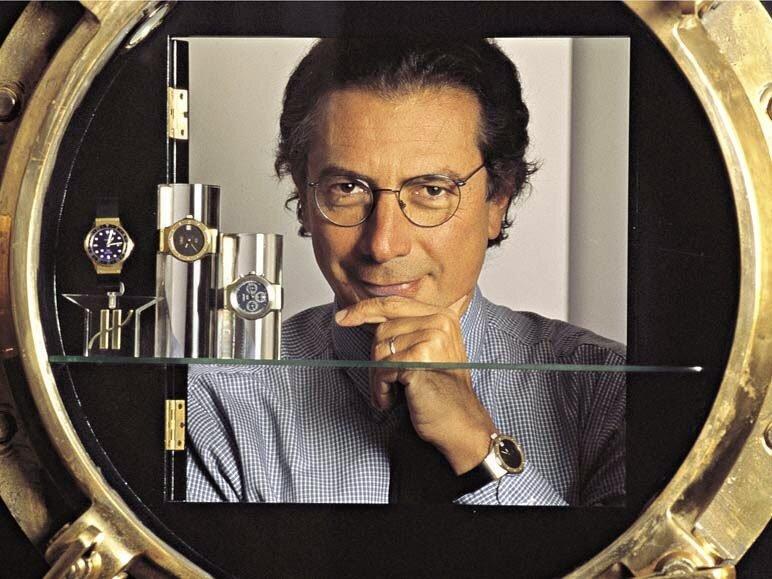 Carlo Crocco Hublot