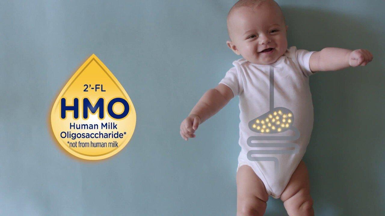 Sữa Similac công thức cải tiến 2FL HMO giúp trẻ khỏe mạnh, mau lớn