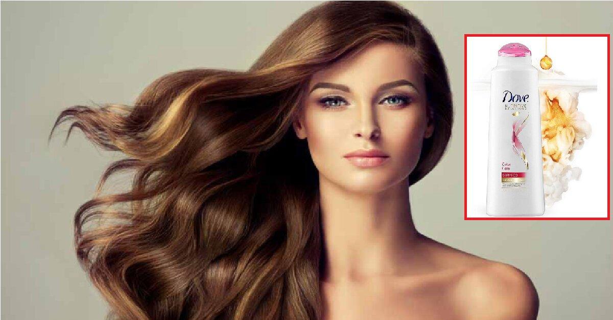 Dầu gội cho tóc nhuộm Dove là loại nào? Giá bao nhiêu?