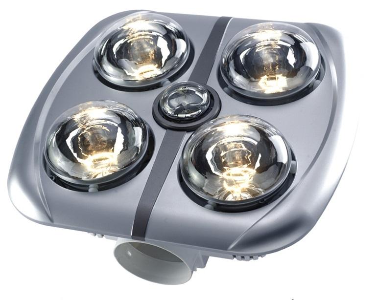 Thiết kế sang trọng và hiện đại của đèn sưởi