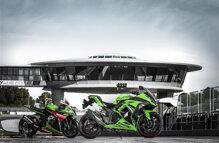 Kawasaki Ninja 300 đặc biệt phong cách đường đua