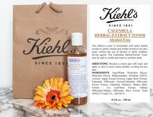 Review toner hoa cúc cho da mụn nhạy cảm Kiehl's Calendula Herbal-Extract Toner