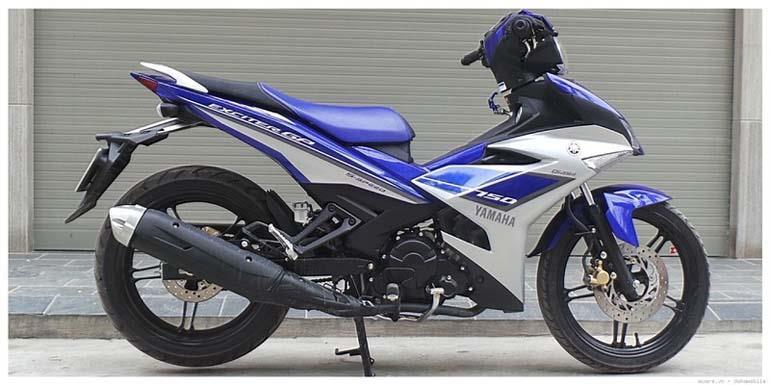 chạy roda xe máy mới
