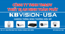 Kbvisionvn.com nơi cung cấp thiết bị an ninh chính hãng chất lượng cao