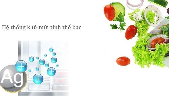 công nghệ tủ lạnh panasonic