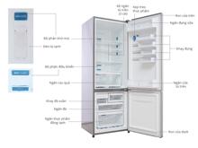 Tủ lạnh 2 cánh dung tích dưới 400 lít tốt nhất giá dưới 10 triệu đồng