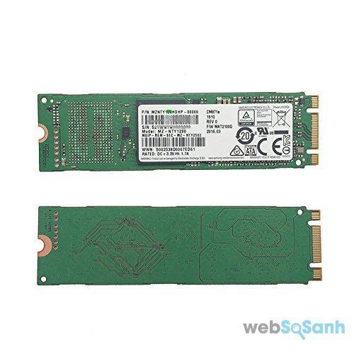 Ổ cứng SSD M2-SATA 256GB Samsung CM871a 2280