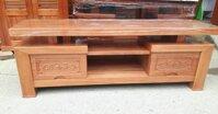 Kệ tivi gỗ xoan đào giá bao nhiêu tiền ?