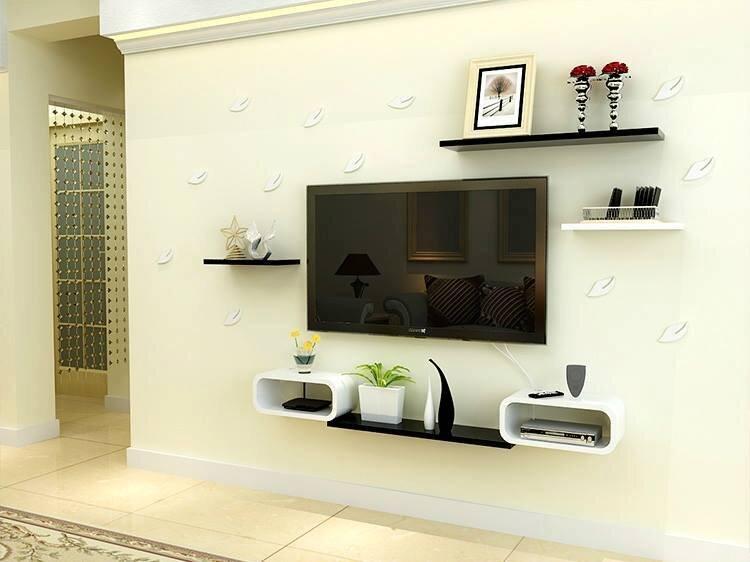 Kệ tivi treo tường loại nào đẹp ?