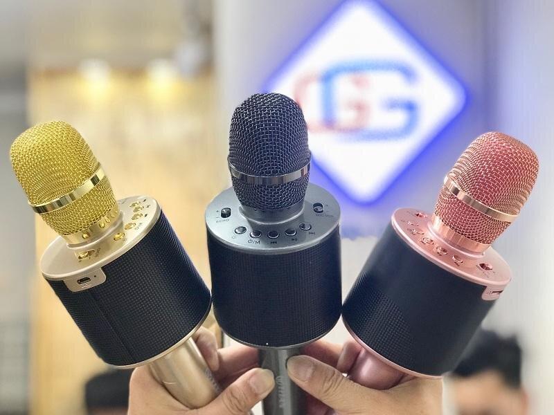 Micro Karaoke Bluetooth TITAN M01