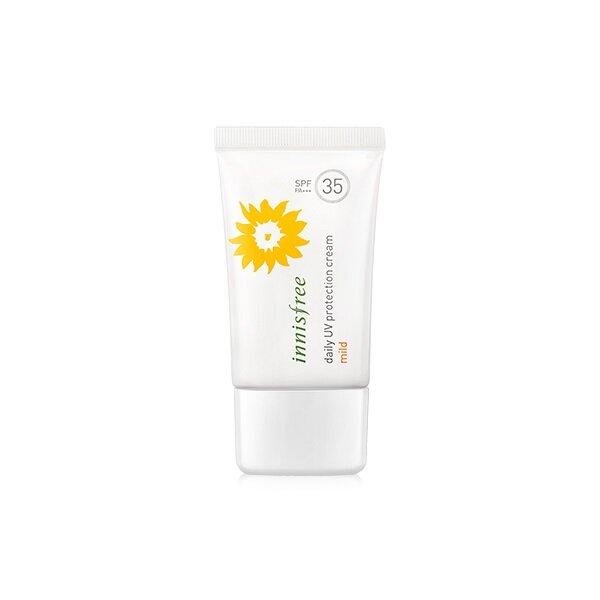 Kem chống nắng cho da khô của Innisfree loại nào tốt?