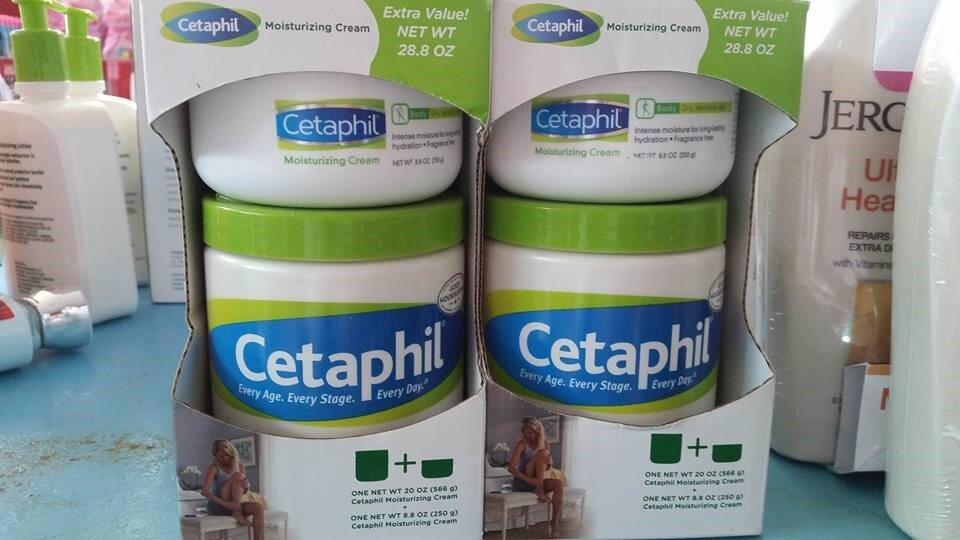 Kem dưỡng ẩm Cetaphil dùng có tốt không? giá bao nhiêu tiền?