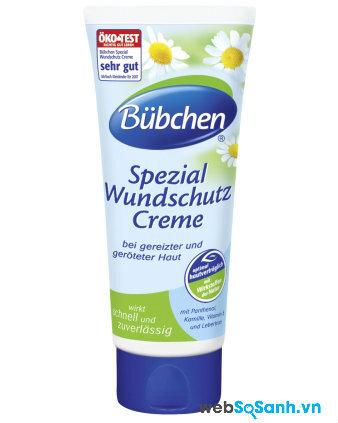 Kem trị hăm Bubchen hữu hiệu cho bé từ thương hiệu Đức