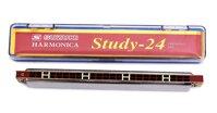 Kèn Harmonica 24 lỗ giá bao nhiêu là hợp lý?