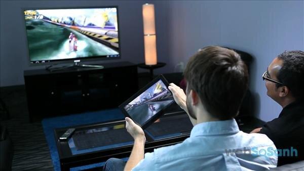 Kết nối smartphone với tivi thông qua Miracast trên Android tivi box