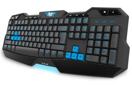 Keyboard E-Blue Polygon EKM075: Bàn phím cực chất giá rẻ cho game thủ