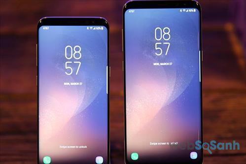 Samsung Galaxy S8/ S8 Plus
