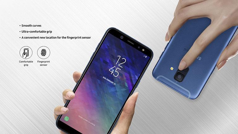 Điện thoạiSamsung Galaxy A6 Plus 2018 có giá 8,99 triệu đồng