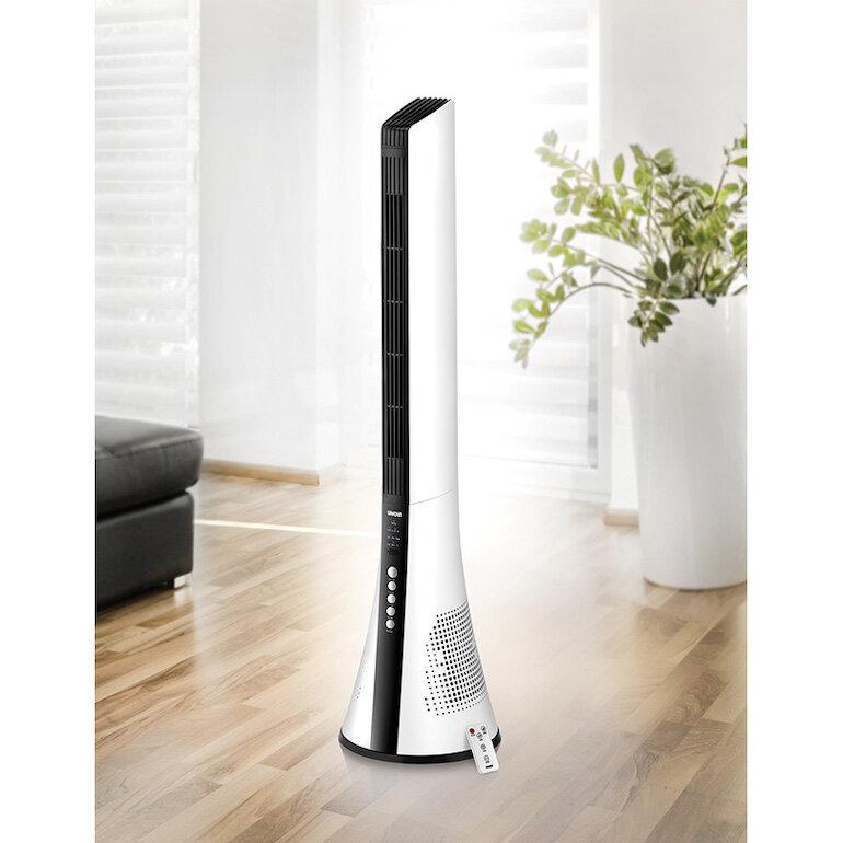 Quạt tháp Unold 86890 có tính năng lọc không khí bằng ion âm