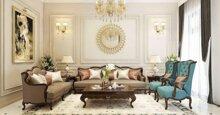 Khám phá những ưu điểm của thiết kế nội thất tân cổ điển