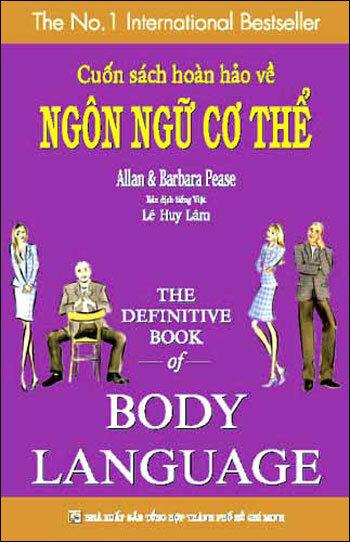 Khám phá sách hoàn hảo về ngôn ngữ cơ thể – Phần I