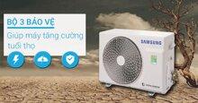 Khám phá sự ưu việt của bộ ba bảo vệ trên điều hòa Samsung