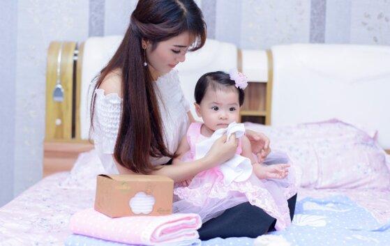 Khăn sữa cho bé loại nào tốt nhất: Nanio, Sunbaby, Nappi, Pororo, Mamamy?