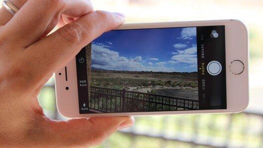 Khảo sát cho thấy camera của iPhone phổ biến hơn cả Canon và Samsung
