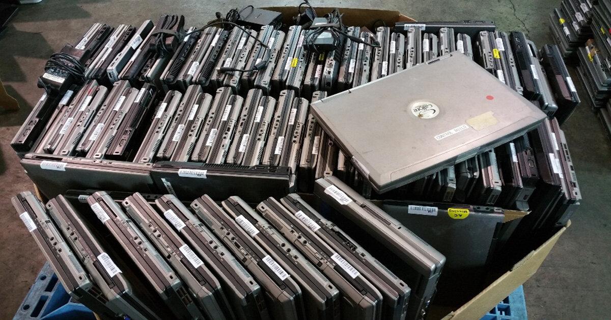 Khi mua Laptop cũ cần kiểm tra những gì?