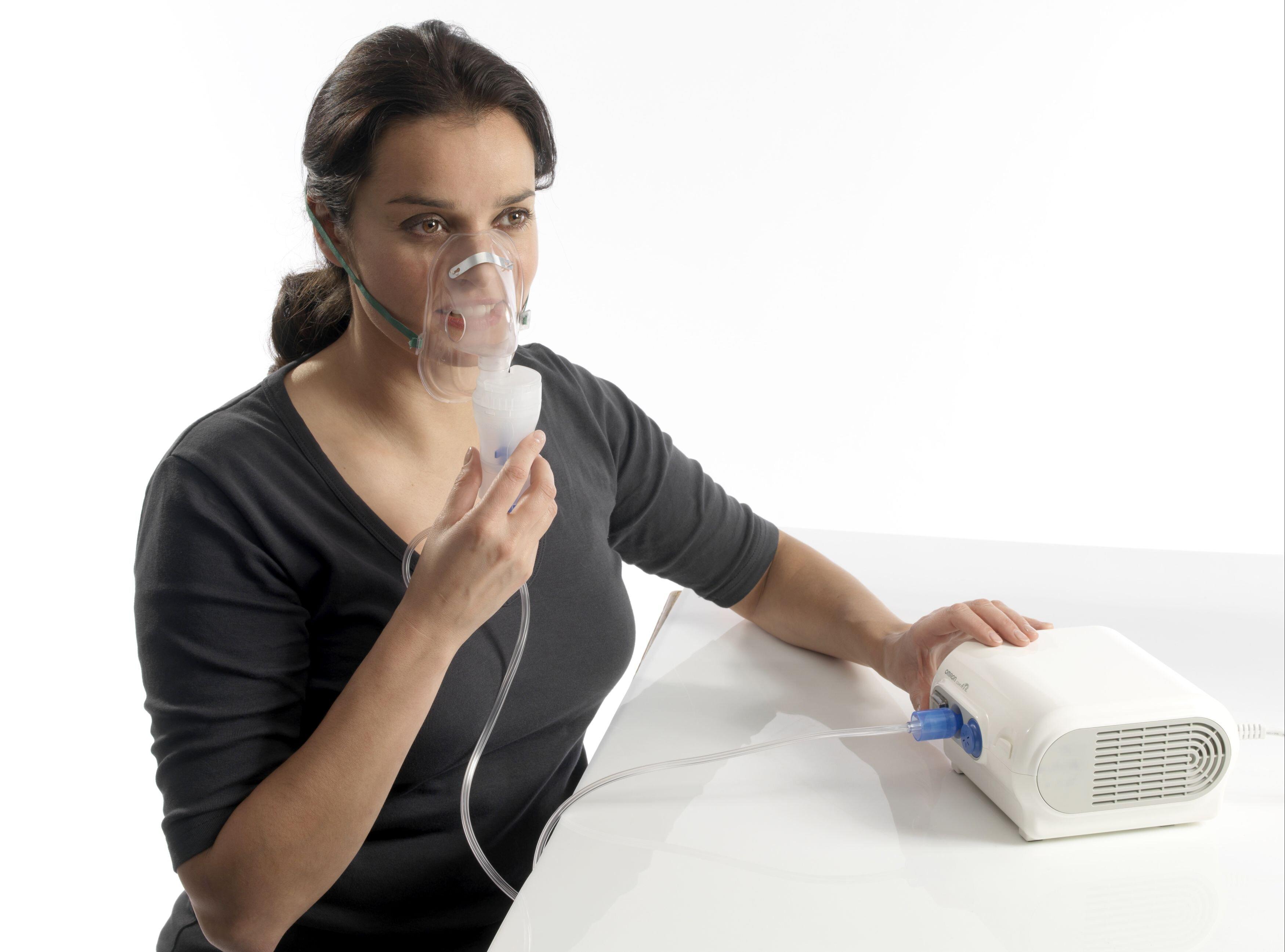 Khi nào nên sử dụng máy xông mũi họng?